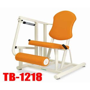 高齢者用リハビリマシン 油圧式レッグエクステンション2 TB-1218 膝関節の機能改善 日本製 3年保証 送料無料 e-bodyfitness