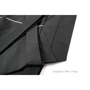 合気道用袴(黒)|e-bogu