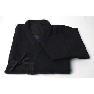 最高級正藍染二重剣道衣【背継】(ウォッシュ加工) サイズ3.5〜6号|e-bogu