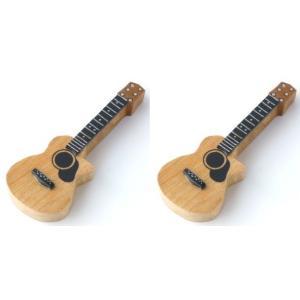 箸置き 木製 アコースティックギター 2個セット マイ箸 お箸 はし おはし 箸置き プレゼント ギフト e-businessnext