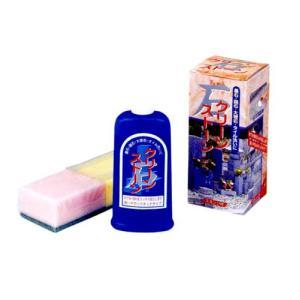 お墓用掃除セット 洗剤・スポンジ2個付き e-butsudanya