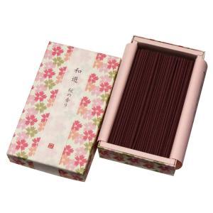 線香・お香・和遊 平箱(桜の香り)|e-butsudanya|02