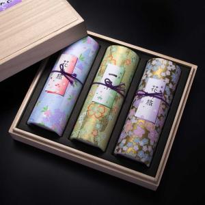 【送料無料】進物線香 花くらべ 3種【包装無料】【のし無料】|e-butsudanya