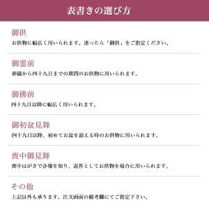 【送料無料】進物線香 花くらべ 2種【包装無料】【のし無料】|e-butsudanya|07