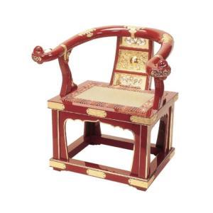 寺院用品 本曲録 洛陽(金具埋め込み式) 定番サイズ 朱塗|e-butsudanya