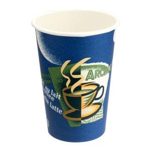 紙コップ 日本デキシー 厚紙カップ12オンス ブルーノート 1,000個 e-cafe