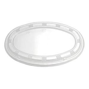 テイクアウト容器フタ BF-214 透明 内嵌合蓋 50枚|e-cafe