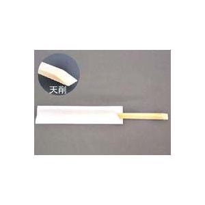 割箸 竹天削9寸 角切箸袋15cm 100膳|e-cafe