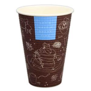 断熱紙コップ トーカン SMP−420E ブレイクタイム本体 1,000個|e-cafe