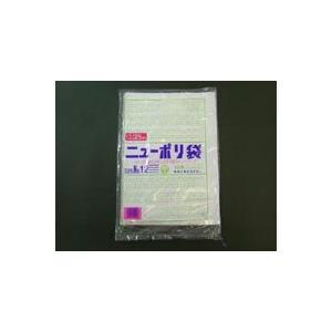 福助工業 ニューポリ袋No.12 100枚 e-cafe