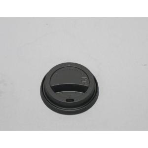 紙コップフタ トーカン SMT−280 トラベラーリッド 黒 耐油  100個 e-cafe