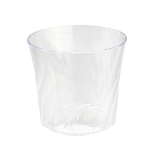 テイクアウト用プラスチックデザートカップ サヴォイカップ SV−7165 15個|e-cafe