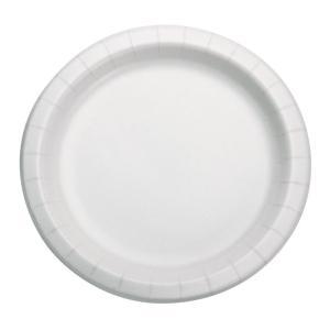 紙皿 日本デキシー スーパープレート 22cm 50枚|e-cafe
