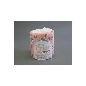 信栄製紙 トイレットペーパー プリオールマック90  75ロール e-cafe
