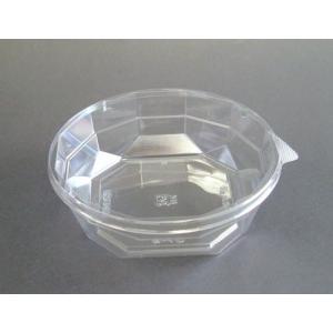 テイクアウト用プラスチック容器 リス クリーンカップ MF75B 本体 50枚|e-cafe