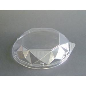 テイクアウト用プラスチック容器 リス クリーンカップ MF75−OC フタ 50枚|e-cafe