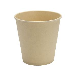 エコカップ バガスPLA紙コップ 10オンス AS-BP 50個|e-cafe
