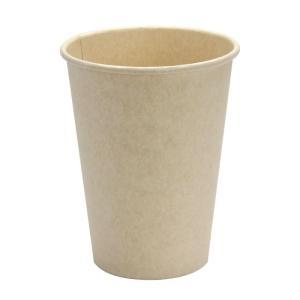 エコカップ バガスPLA紙コップ 12オンス AS-BP 50個|e-cafe