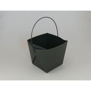 テイクアウト用 デリメイトTK125 紙ボックスのみ ブラック 20個|e-cafe
