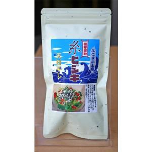 サラダ糸ひじき 天日干し 国産100% 三浦半島産100% (25g)|e-chai