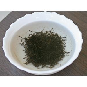 サラダ糸ひじき 天日干し 国産100% 三浦半島産100% (25g)|e-chai|05