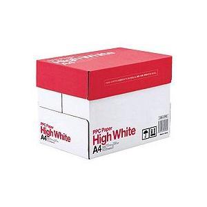 【直送】PPC PAPER High White A4 500枚×5冊/箱|e-choix