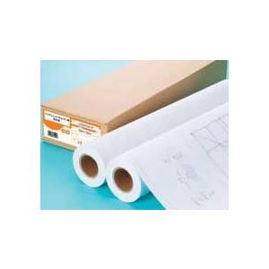 【直送】A2 プロッターロール紙 再生紙(70g/m2・ 420mm×50m) 2本セット|e-choix