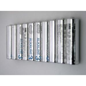 高性能 アルカリ乾電池 単3 10本(シュリンクパック) LR6/1.5V e-choix