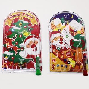 【在庫限り!特価品】クリスマスサンタパチンコ 25個|e-christmas