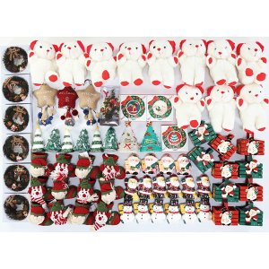 クリスマス ラッキーパンチBOXセット(景品72ヶ)|e-christmas