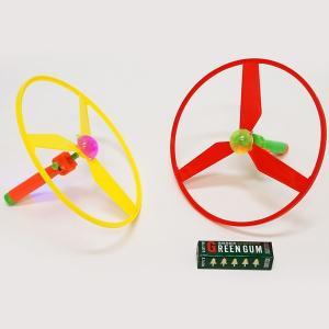 光るおもちゃ ぶんぶんヘリコプター 6個|e-christmas