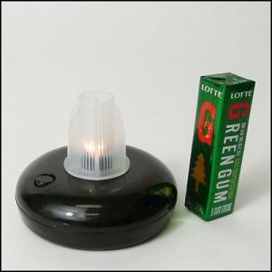 工作用ランプ ボタンスイッチ付 10個 e-christmas