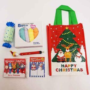 【激安・お買い得品】クリスマスお楽しみ袋 A おもちゃ3〜4点 48名分  500円×48個|e-christmas