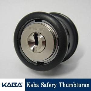 KABA カバ KST137 セーフティーサムターン MIWA LAタイプ用 室内 つまみ 防犯対策 e-comebiyori