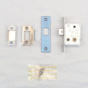 MIWA 美和ロック LO 錠ケース 室内用 レバーハンドル向け CM型ストライク(受座)付き|e-comebiyori