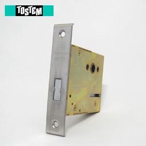 TOSTEM トステム 錠ケース QDB-855L1 Ushin ガード箱錠 バックセット64mm QDB855|e-comebiyori