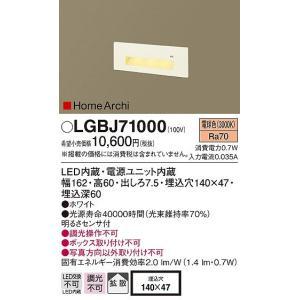 パナソニック LGBJ71000 ブラケット LED