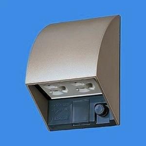 パナソニック WK4602QK 屋外用コンセント シャンパンブロンズ