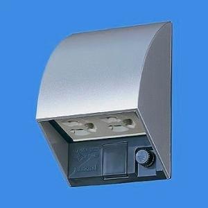 パナソニック WK4602SK 屋外用コンセント ホワイトシルバー
