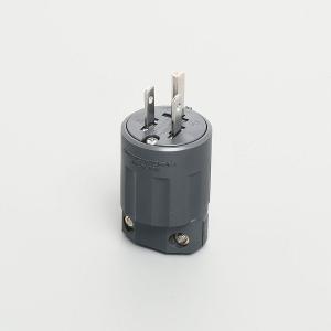 7112GNXL アメリカン電機 平刃形 ハイパープラグ 接地2P 15A 125V e-connect