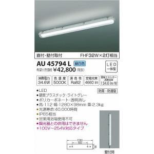 AU45794L コイズミ 屋外用ベースライト LED(昼白色) e-connect