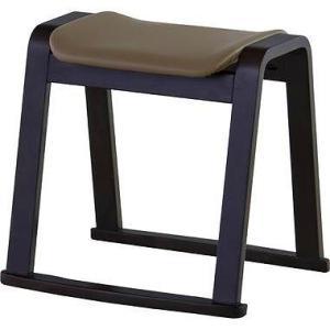 (メーカー直送) BC-1050LBE 東谷 法事 スツール 椅子 イス ライトベージュ AZUMAYA|e-connect