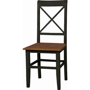 (メーカー直送) BOS-010 東谷 ダイニングチェア イス 椅子 木製 AZUMAYA|e-connect