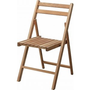 (メーカー直送) LFS-355NA 東谷 フォールディング チェアー 折りたたみ 椅子 イス ナチュラル|e-connect