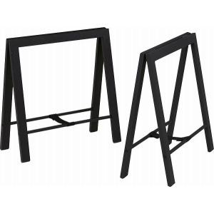 (メーカー直送) TL-111BK 東谷 脚 ダイニングテーブル ※天板は別売です。 AZUMAYA|e-connect