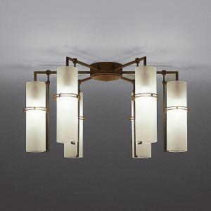 CD-4296-L 山田照明 シャンデリア ラスティー塗装 LED 〜4.5畳