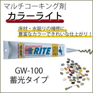 コーキング剤 GW-100 カラーライト GW-100 e-connect