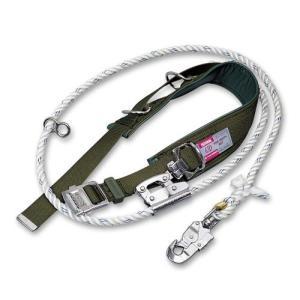 ツヨロン 63D 柱上安全帯 (1本吊り・U字吊り兼用) 藤井電工 63D-27|e-connect