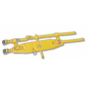 ツヨロン 傾斜面作業用ベルト 重作業用 安全帯 イエロー 藤井電工 A-1|e-connect