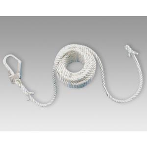 ツヨロン 昇降移動用 親綱ロープ 20m 20m 藤井電工 L-20|e-connect
